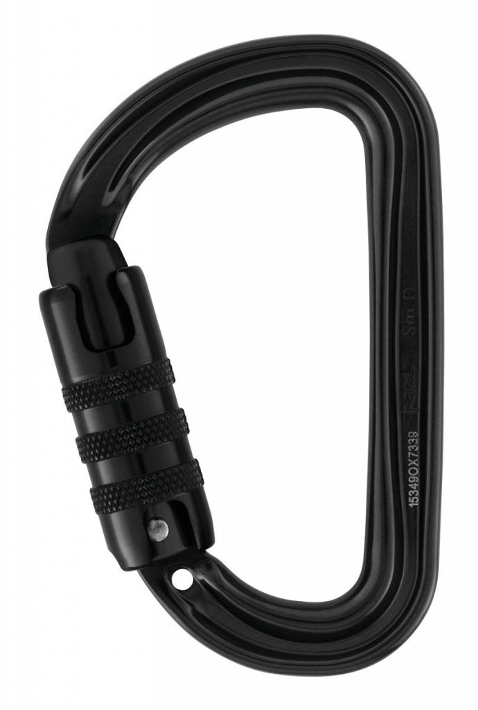 Petzl SM'D Ultra-light Asymmetric Carabiner