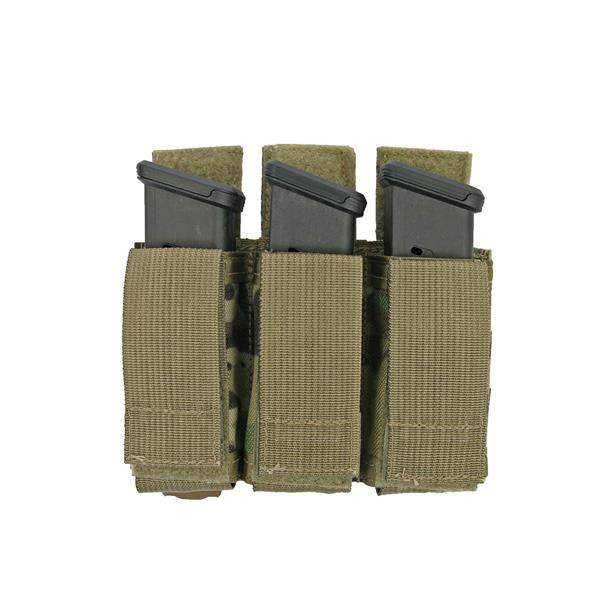 Tactical Tailor Fight Light Magna Mag Triple Pistol Mag Pouch