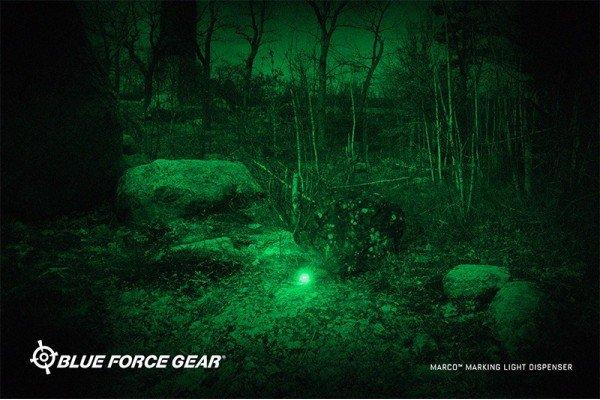 Blue Force Gear Blue Force Gear MARCO Marking System, Green