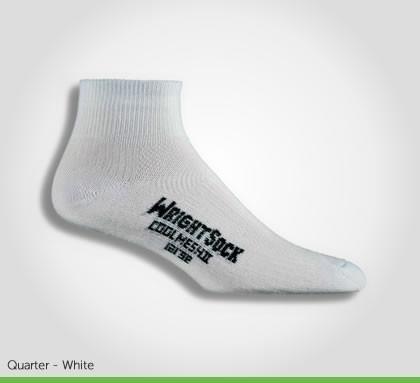 Wrightsock Wrightsock Double Layer Coolmesh II Sock Qtr