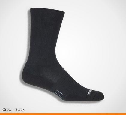 Wrightsock Wrightsock Double Layer Fuel Sock Crew