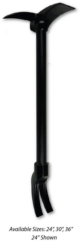 Zak Tool Zak Tool Alloy Entry Tool - Black 30″