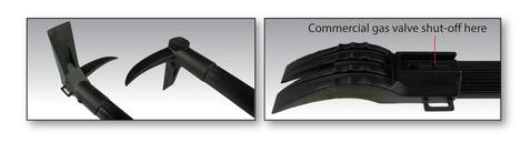 Zak Tool Zak Tool Tactical Entry Tool – Black 36″