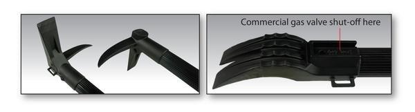 Zak Tool Zak Tool Tactical Entry Tool – Black 24″