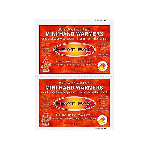 TechNiche TechNiche Heat Pax Air Activated Mini/Hand Warmers, 1 Pair