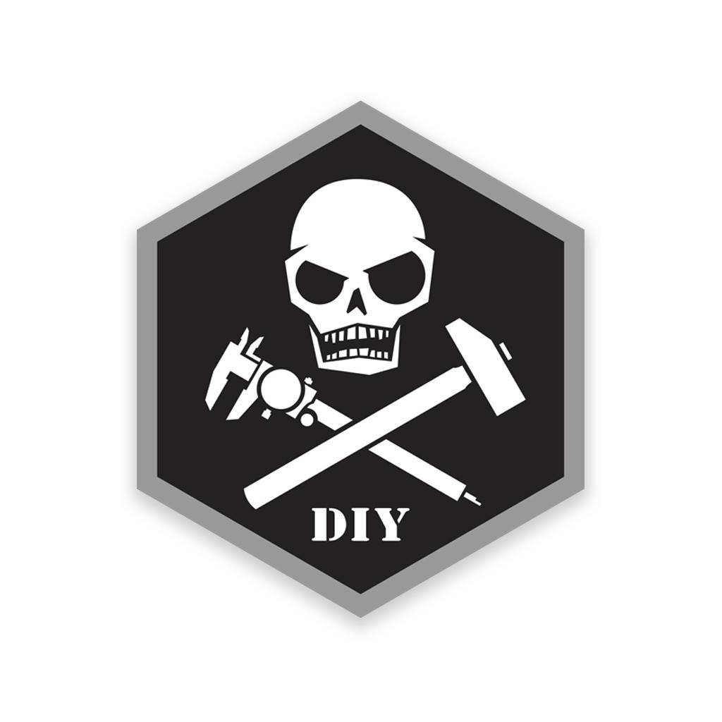 Prometheus Design Werx PDW Memento Mori DIY Full Color - Type 1 Sticker