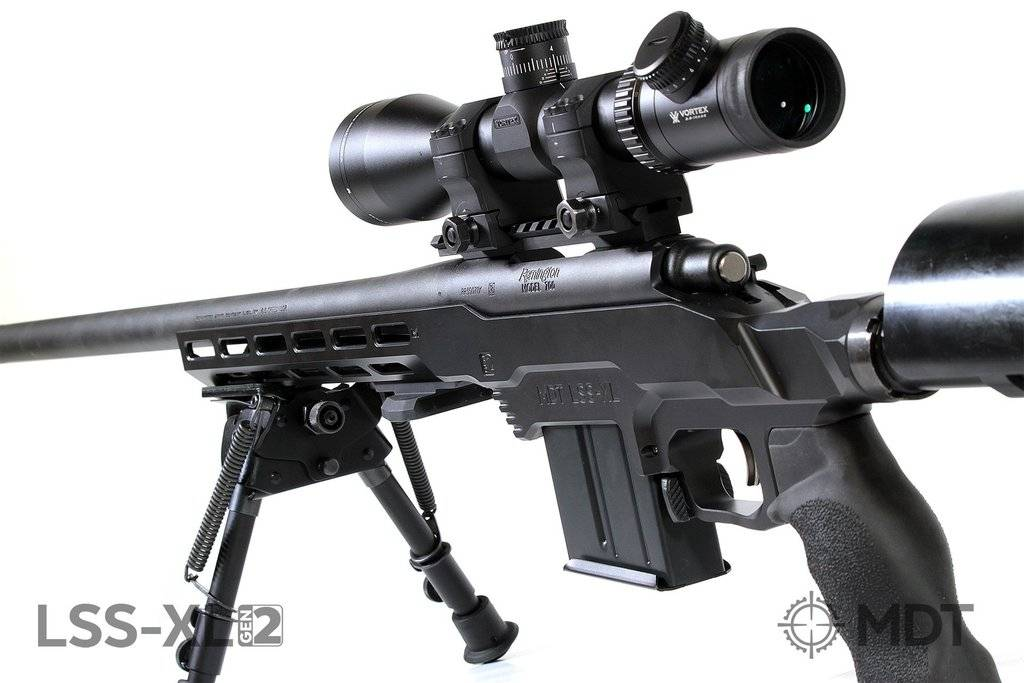 MDT MDT LSS-XL Gen 2 Chassis System - Carbine Stock