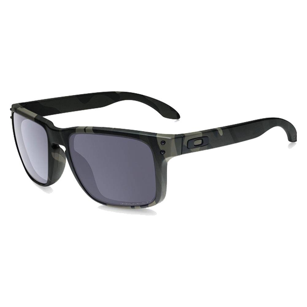 93b560c5abec9e Oakley Oakley SI Holbrook Multicam Black Sunglasses w  Gray Polarized Lens  - DS Tactical