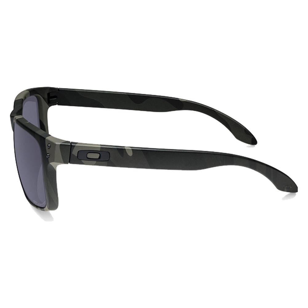 f90d7ced040 ... Oakley Oakley SI Holbrook Multicam Black Sunglasses w  Gray Polarized  Lens ...