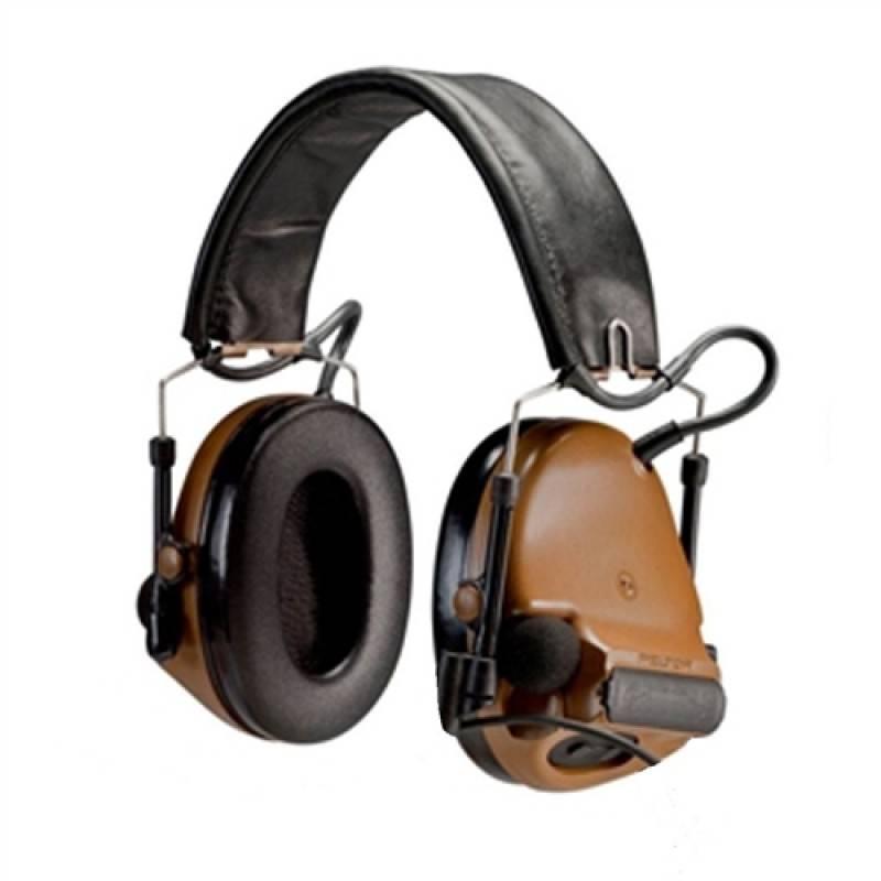 3M Peltor COMTAC III Hearing Defender MT17H682FB-09 CY, Coyote Brown