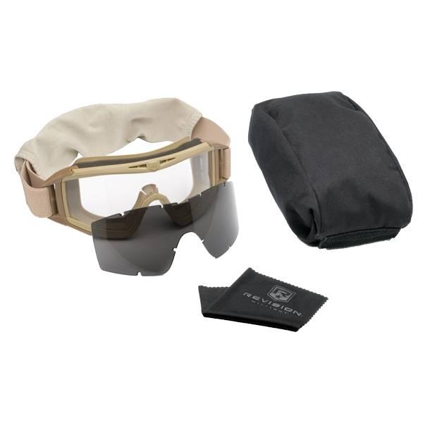 Revision Military Revision Desert Locust Goggle US Military Kit