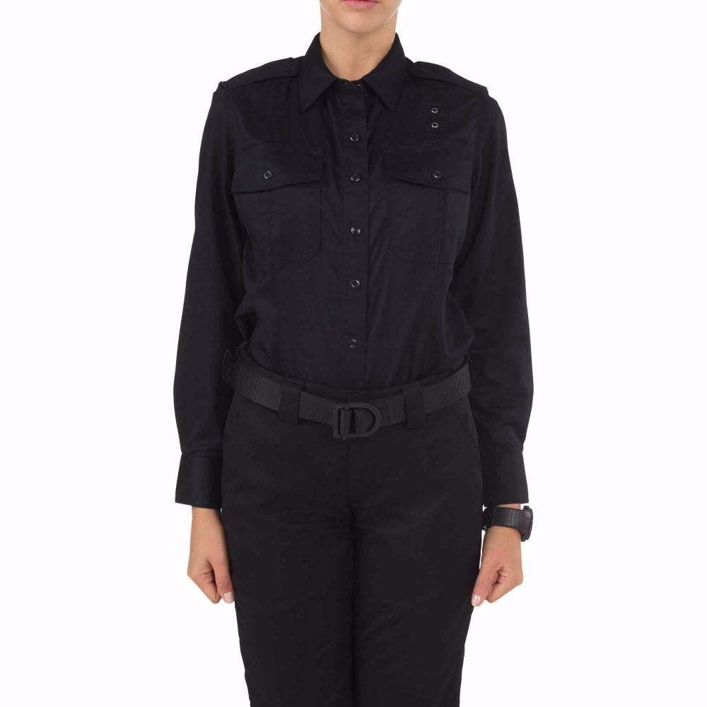 5.11 Tactical Women's PDU Long Sleeve A-Class Twill Shirt