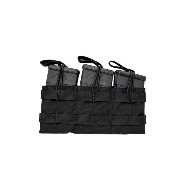Tactical Tailor Tactical Tailor Fight Light 5.56 Triple Mag Panel 20 rd