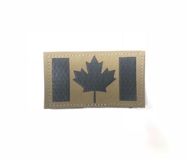 Custom IR Flag Patch