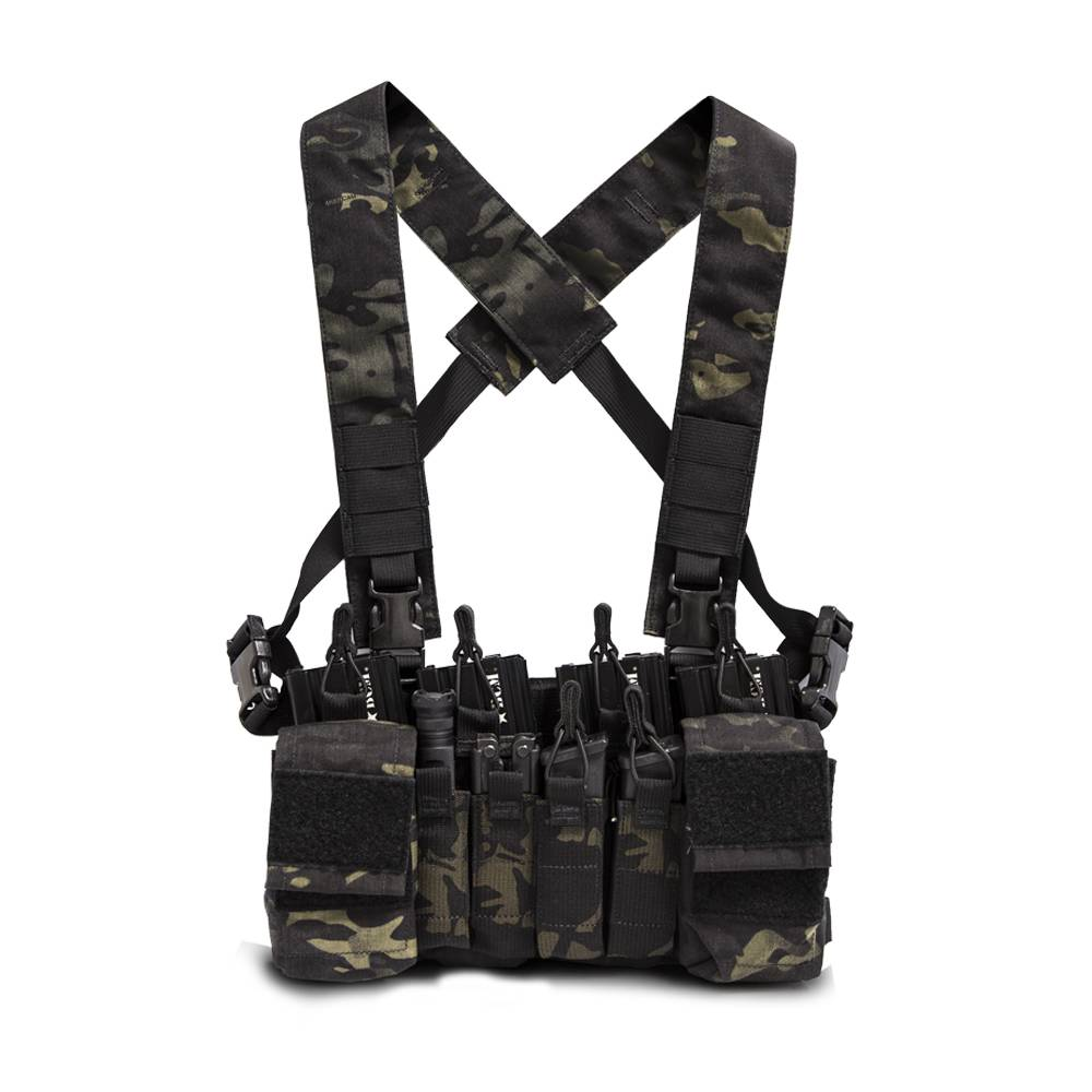Haley Strategic Haley Strategic Disruptive Environments™ Chest Rig