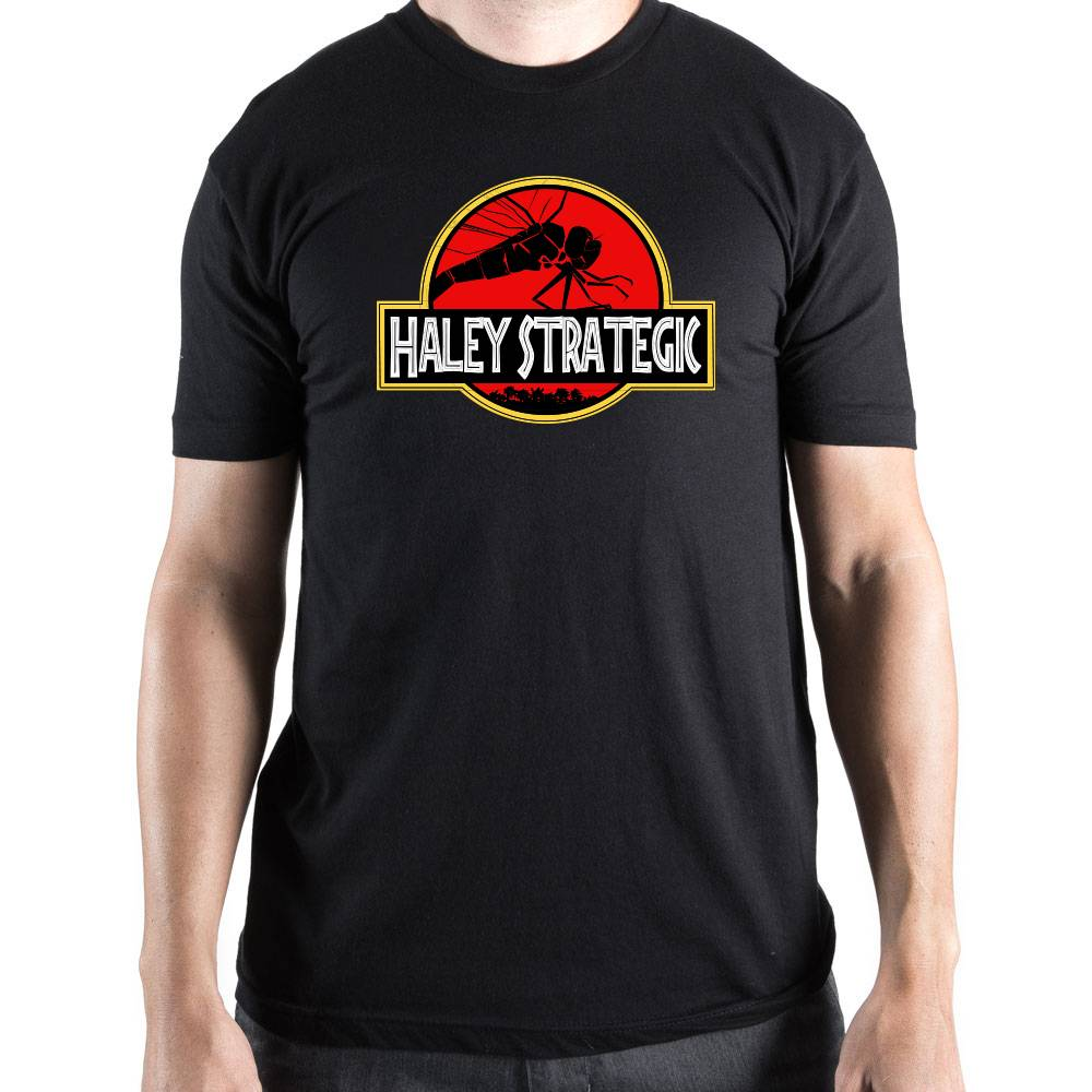 Haley Strategic Haley Strategic Jurassic Tee
