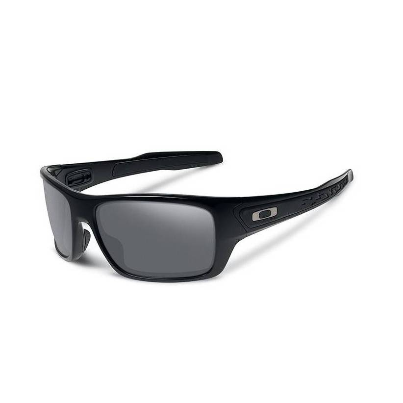 Oakley Oakley SI Turbine Matte Black Sunglasses with Grey Lenses - DS  Tactical 750884d016fb
