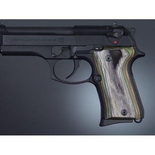 Hogue Beretta 92 Compact Lamo Camo
