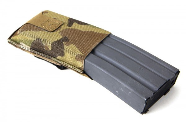 Blue Force Gear Blue Force Gear Belt-Mounted Ten Speed Single Mag Pouch M4, Hi Mount