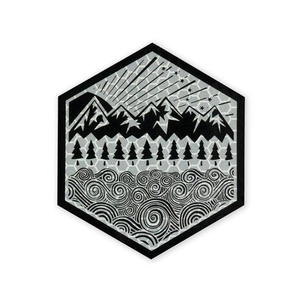 Prometheus Design Werx PDW All Terrain SOLAS Morale Patch - Black