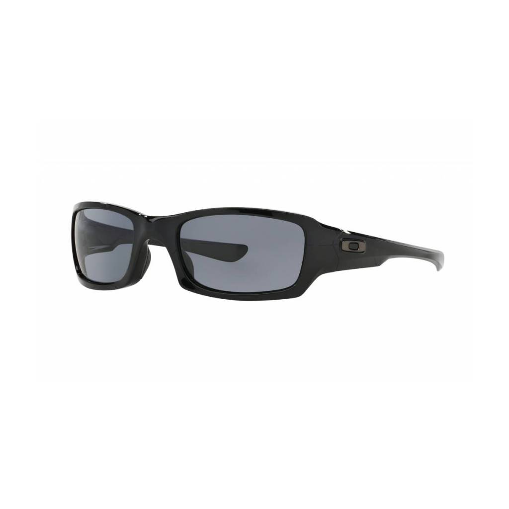 Oakley Oakley Fives Squared Polished Black With Grey Lens