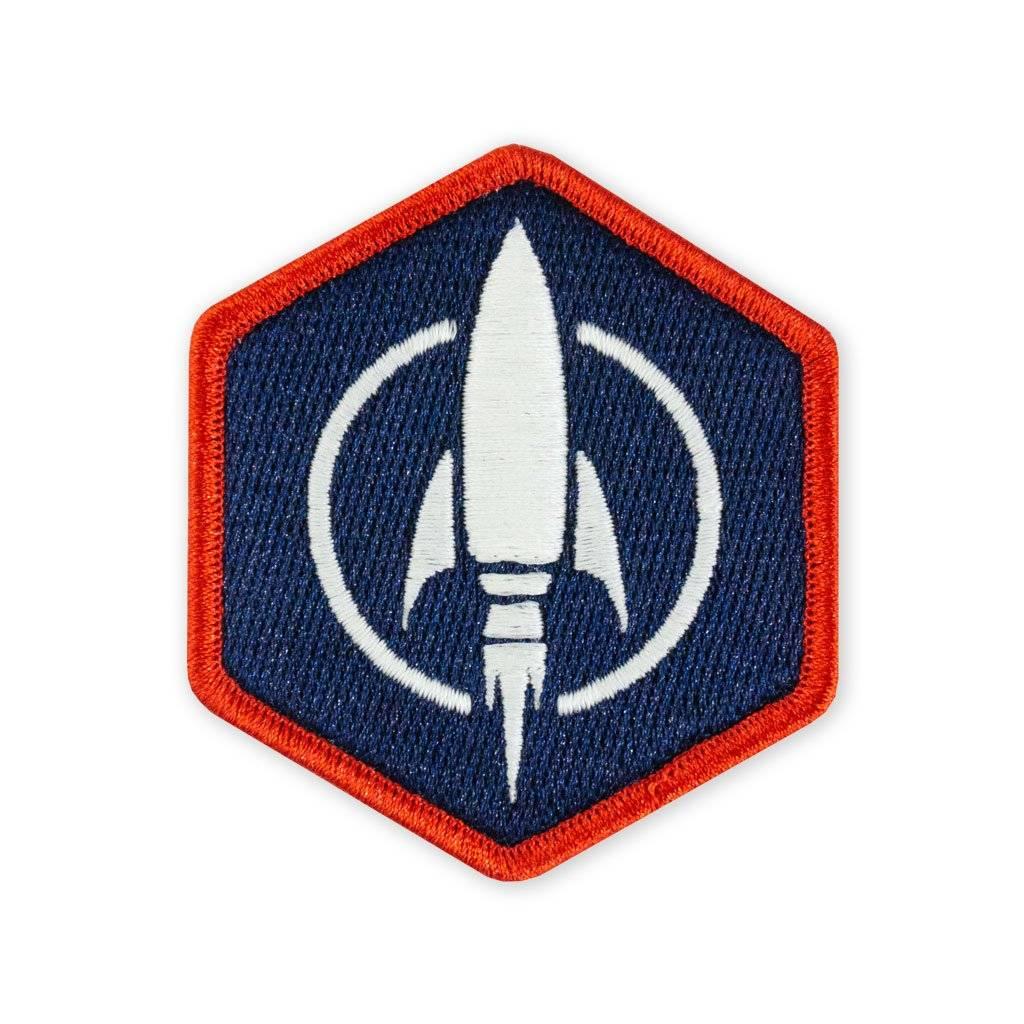 Prometheus Design Werx Prometheus Design Werx PDW Rocket Badge v3 LTD Morale Patch