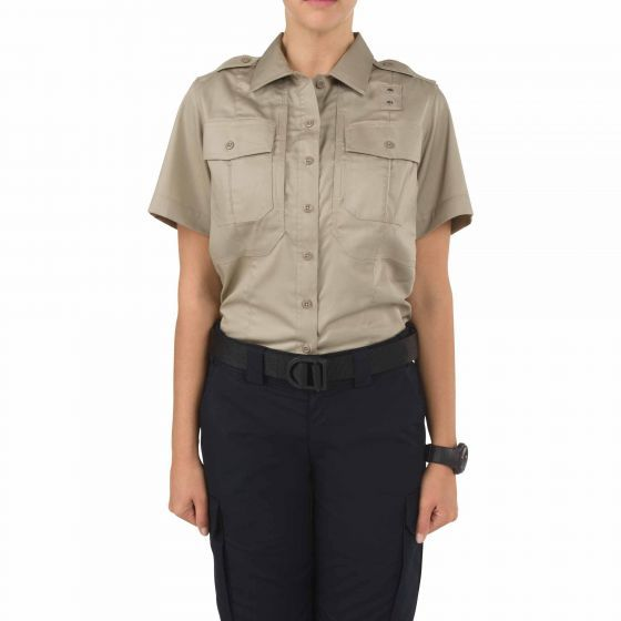 5.11 Tactical 5.11 Tactical Women's Twill PDU Class-B Short Sleeve Shirt