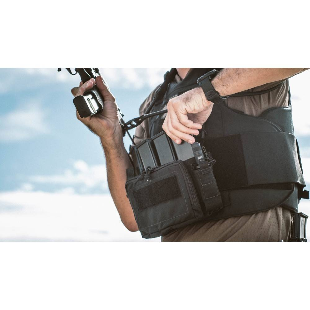 Haley Strategic Haley Strategic Disruptive Environments™ Micro Chest Rig