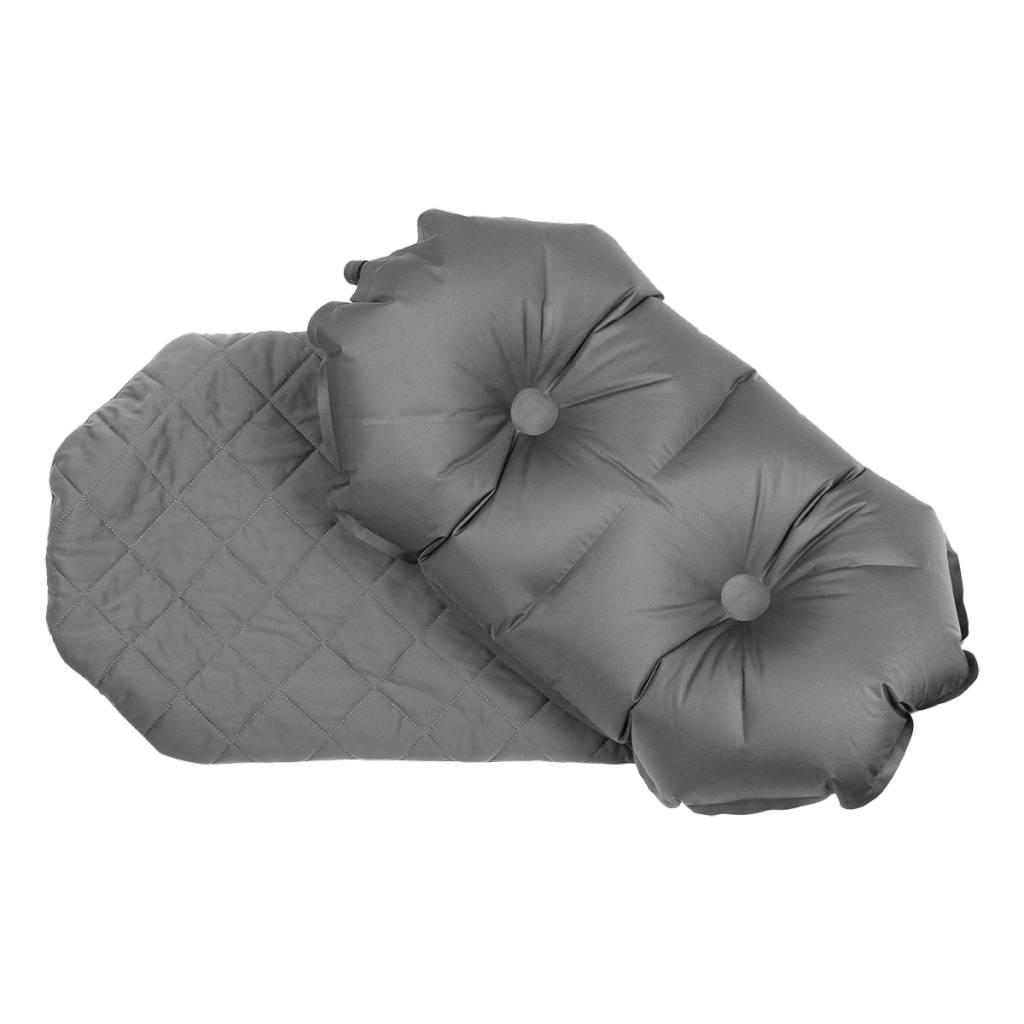 Klymit Klymit Luxe Pillow, Grey, XL
