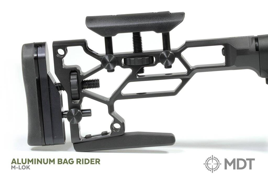 MDT MDT M-LOK Rear Bag Rider