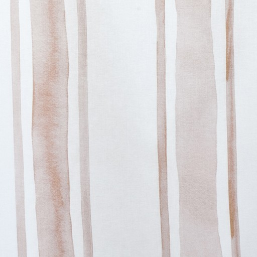 steve mckenzie's Blush French Stripe on Cotton Sateen