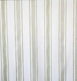 steve mckenzie's Olive French Stripe on Cotton Sateen
