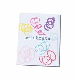 Steve McKenzie Stationery Celebrate Card