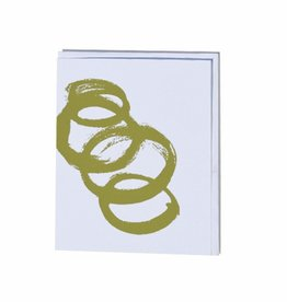 Steve McKenzie Stationery Chartreuse Card