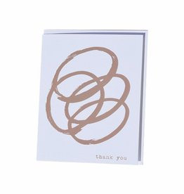 Steve McKenzie Stationery Thank You Card