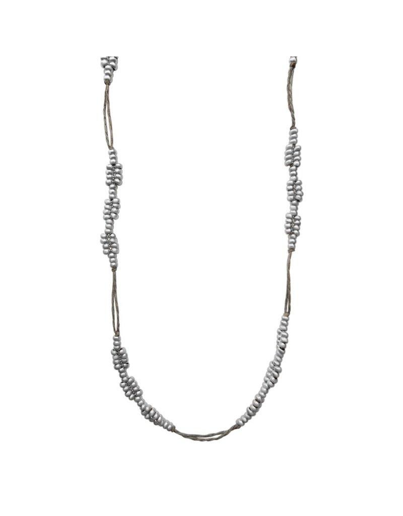 Carme Anglada Mini beads cotton long N