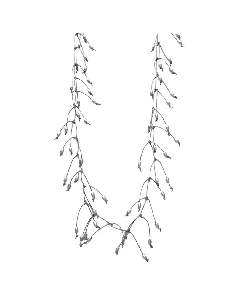Carme Anglada Knot bead long N