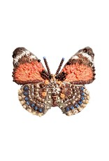 Trovelore ORANGE CLAUDINA BUTTERFLY BR