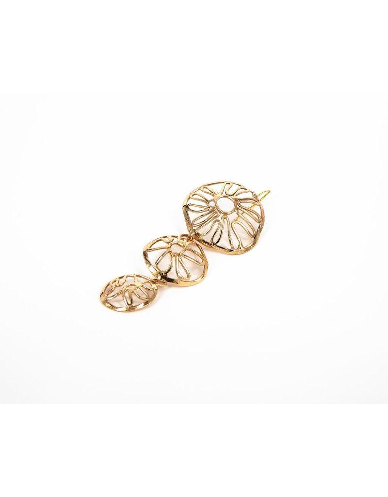 Iron by Miriam Nori Flower three drop E