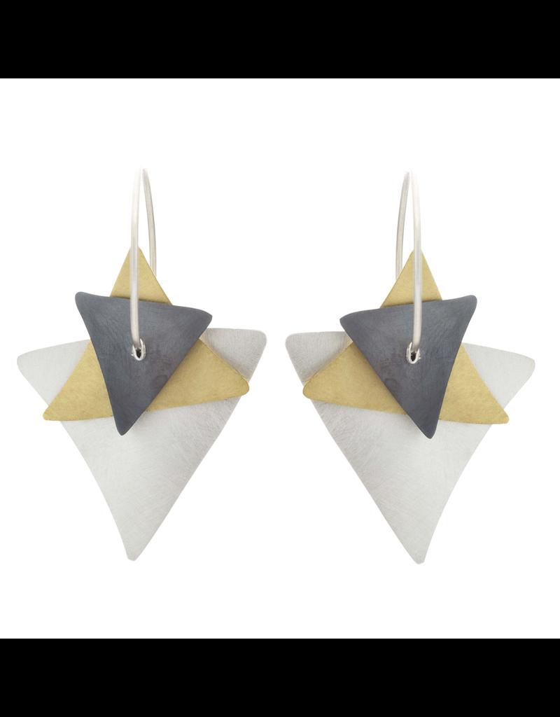 Aines Triangle multicolor E