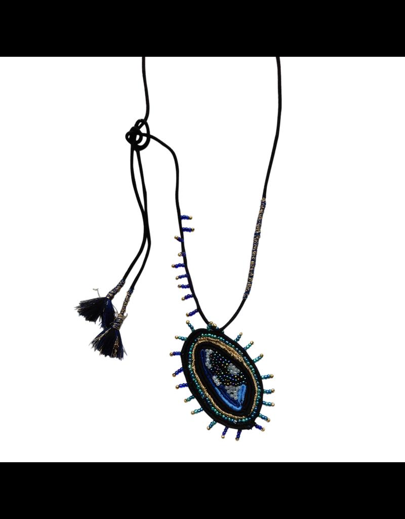Kleopatra Evil eye bead N