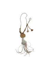 Kleopatra Natural gold cord pendant N