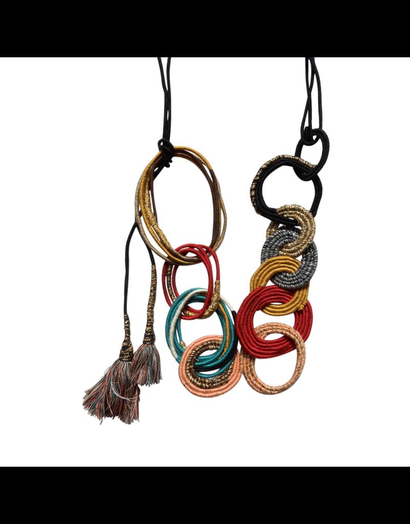 Kleopatra Cotton cord loop mix colour N