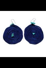 Kleopatra Cotton cobolt loop turquoise E