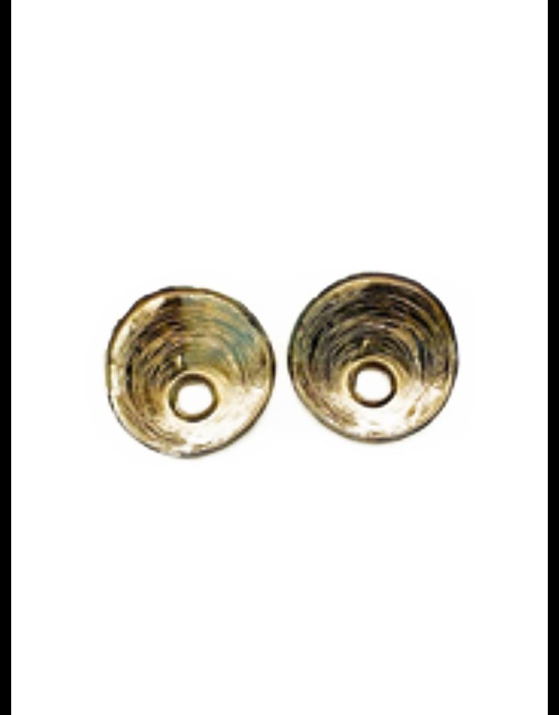 Iron by Miriam Nori Foro basso shell bronze E
