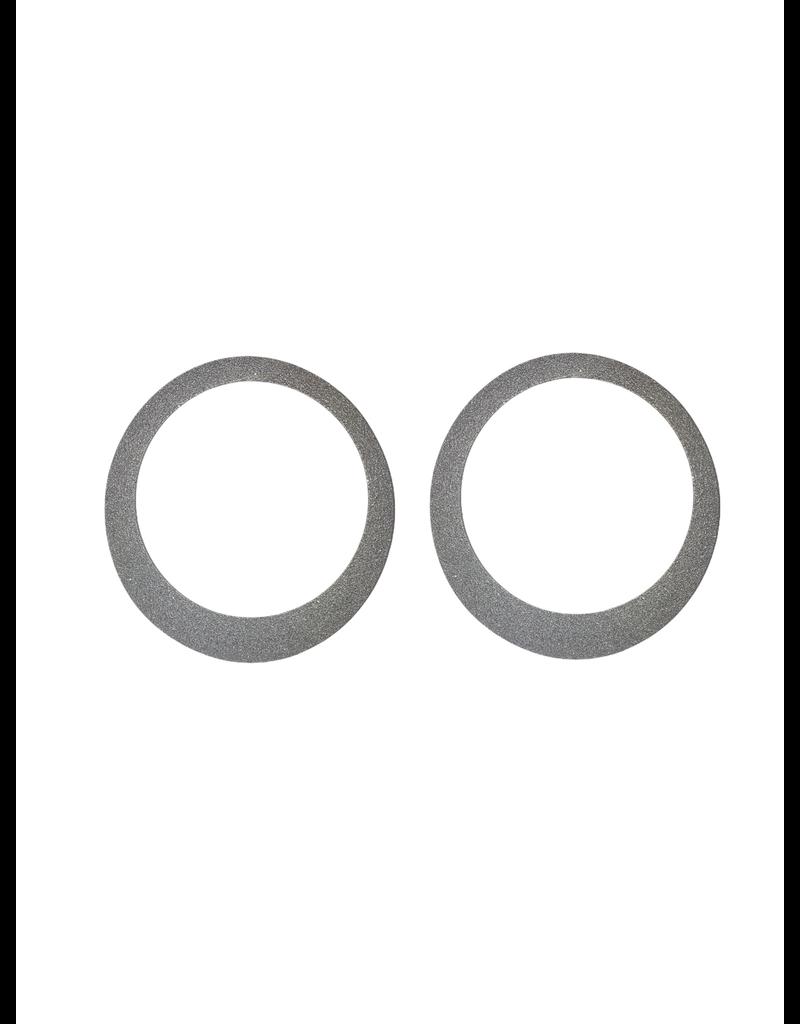 Character Jewels CIRCLE metal large E