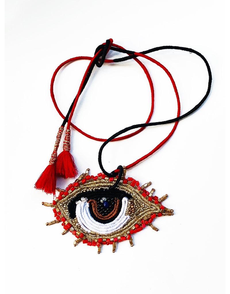 Kleopatra Red evil eye N