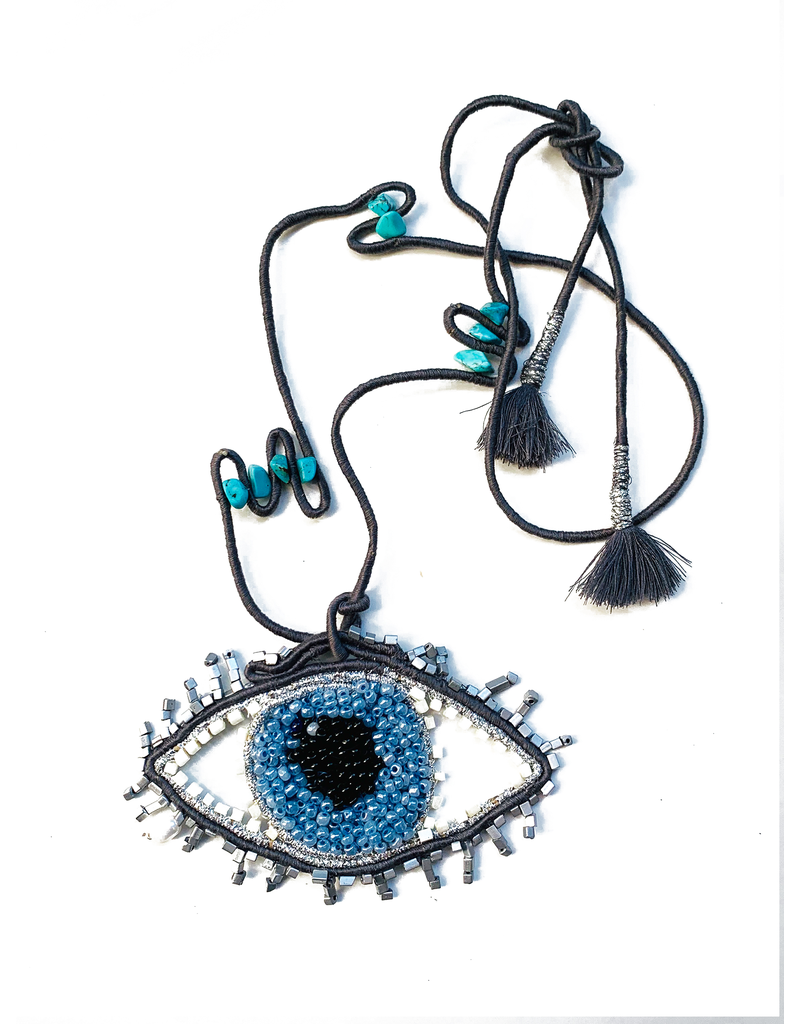Kleopatra Blue evil eye N