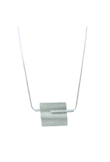 Character Jewels RECTANGLE shaped chain N