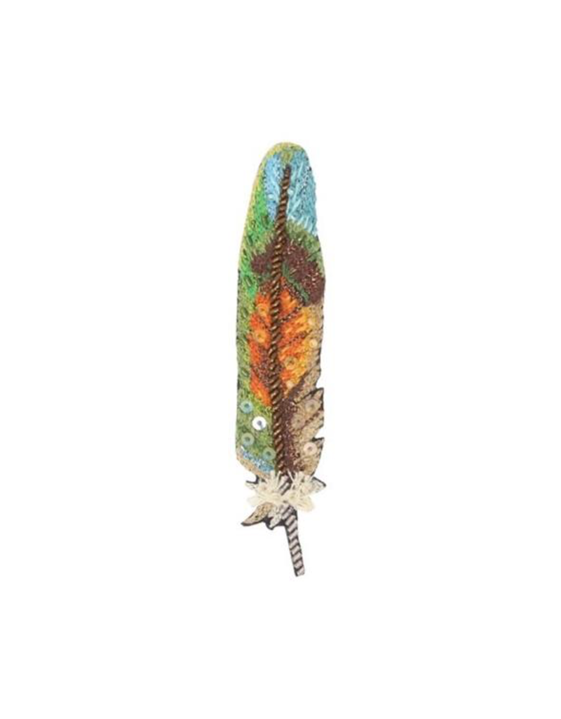 Trovelore LOVEBIRD FEATHER BR